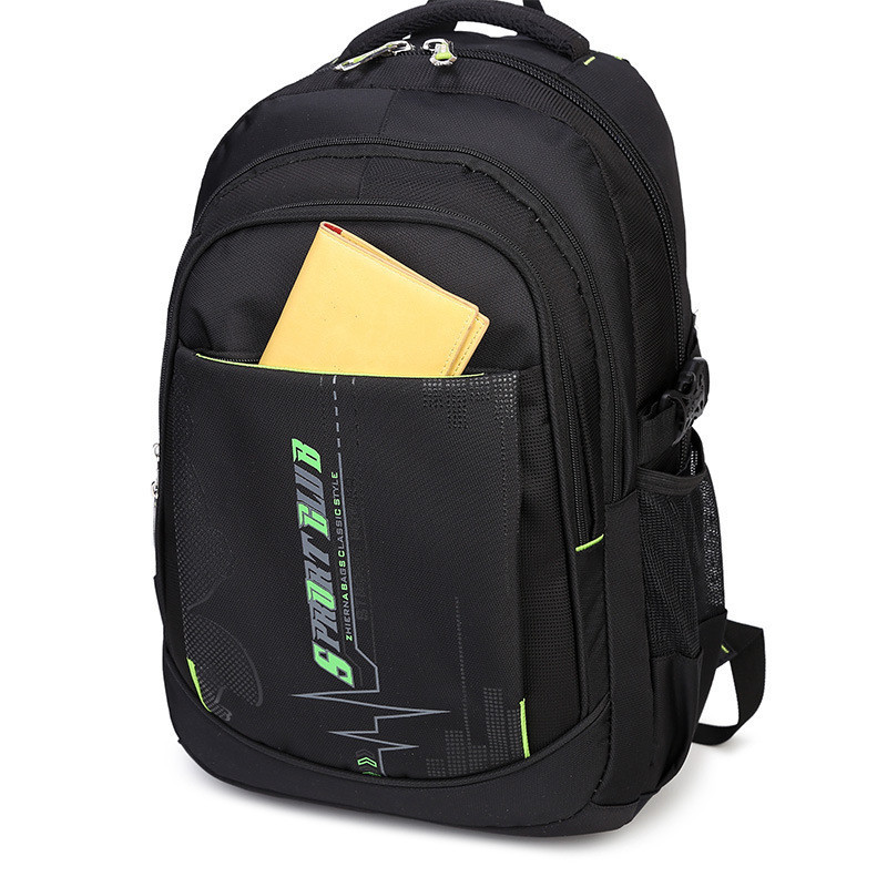 Oxford Backpack Mens Travel Bags 2018 Casual Rucksack Black Computer Backpacks For Teenager Boys school bags Back pack