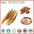 Extrato de raiz de ginseng/ginseng coreano em pó/extrato de raiz de ginseng vermelho orgânico 400g