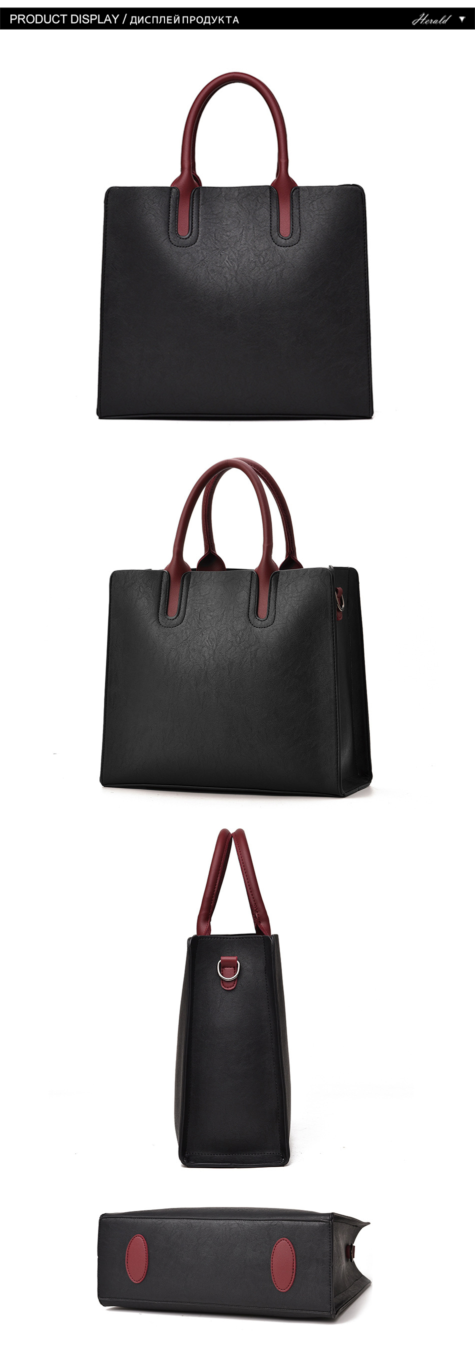 a7231c1c09 The Best Luxury Work Bag women Leather - Daily Thunder Deals
