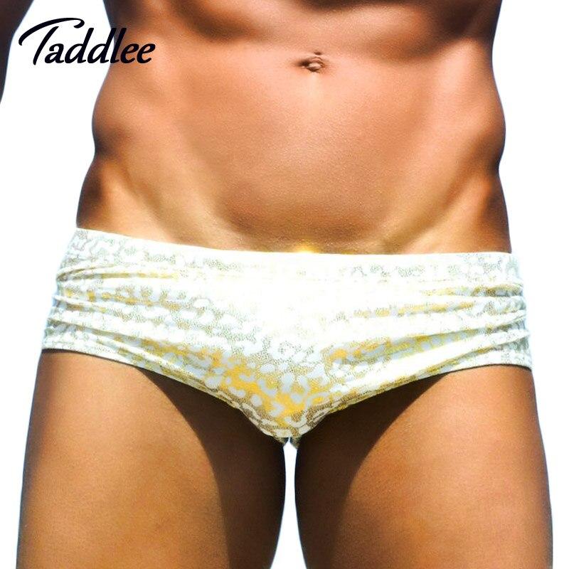 2017 Traje Marca Sexy Cintura Gay Bóxer Nuevos Taddlee Bikini Briefs Baja Trajes Baño Bañador Para Natación De Hombre k80NwPnOX