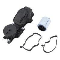 Car Crankcase Oil Breather For BMW E90 E60 E46 E81 120d 320d 330d 520d 525d 530d Automobile Valve Oil Filter