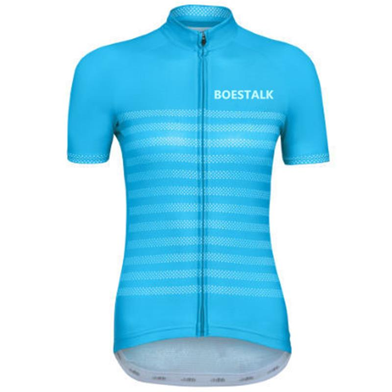 2018boestalk bike sweatshirt short-sleeved cycling clothing pro mtb uci team outdoor game shirt can be customized Ciclismo