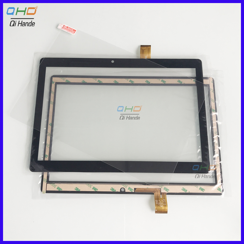 New Touch 10.1 Inch For VERTEX Tab 4G 10-1 Tablet PC Touch Screen External Screen Capacitance Screen /Tempered Glass Film