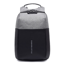 VASSARETTE Men Anti theft Backpack 16.5 Inch Laptop Backpack Travel School Fashion Travel Male Mochilas Casual Women Schoolbags цена в Москве и Питере
