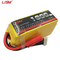 22.2V 1800mAh 35C 6s battery lipo for RC Car Boat Quadcopter drone helicopter#40B35