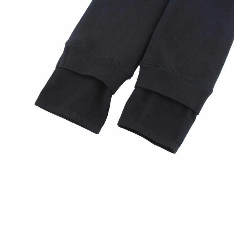 NORMOV S-3XL artı boyutu sıcak kış tayt kadınlar sıcak kadife pantolon Legging yüksek bel kalın Legging kış pantolon pantolon kadın