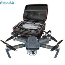 Для DJI Mavic Pro RC Quadcopter Hardshell Плечо Водонепроницаемый ящик Чемодан сумка 0208 перевозка груза падения