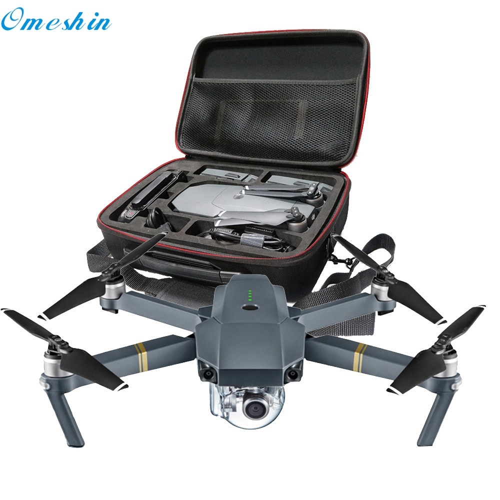 For DJI Mavic Pro RC Quadcopter Hardshell Shoulder Waterproof box Suitcase bag 0208 drop shipping