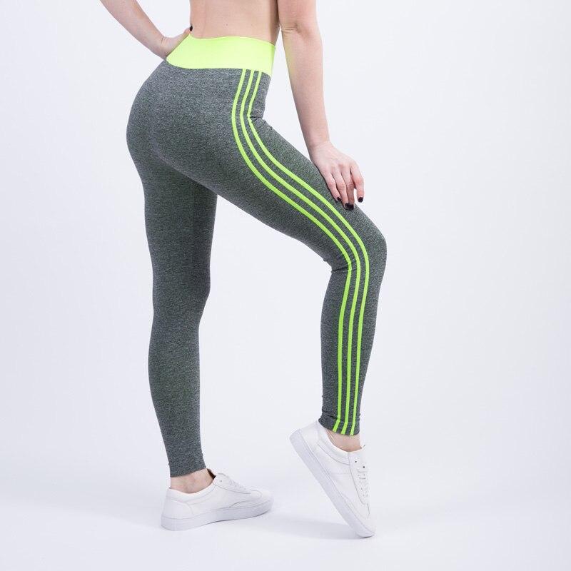 Women Quick Drying High Elasticity Fitness Yoga Pants Outdoor Professional Running Pants Leggins Gym Sport Leggings Trousers