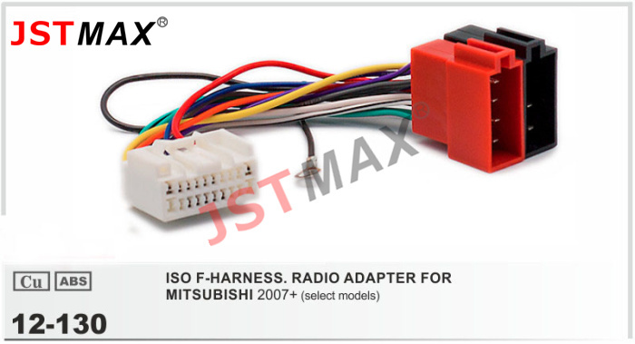 popular mitsubishi radio wiring buy cheap mitsubishi radio wiring radio adapter for mitsubishi 2007 wiring