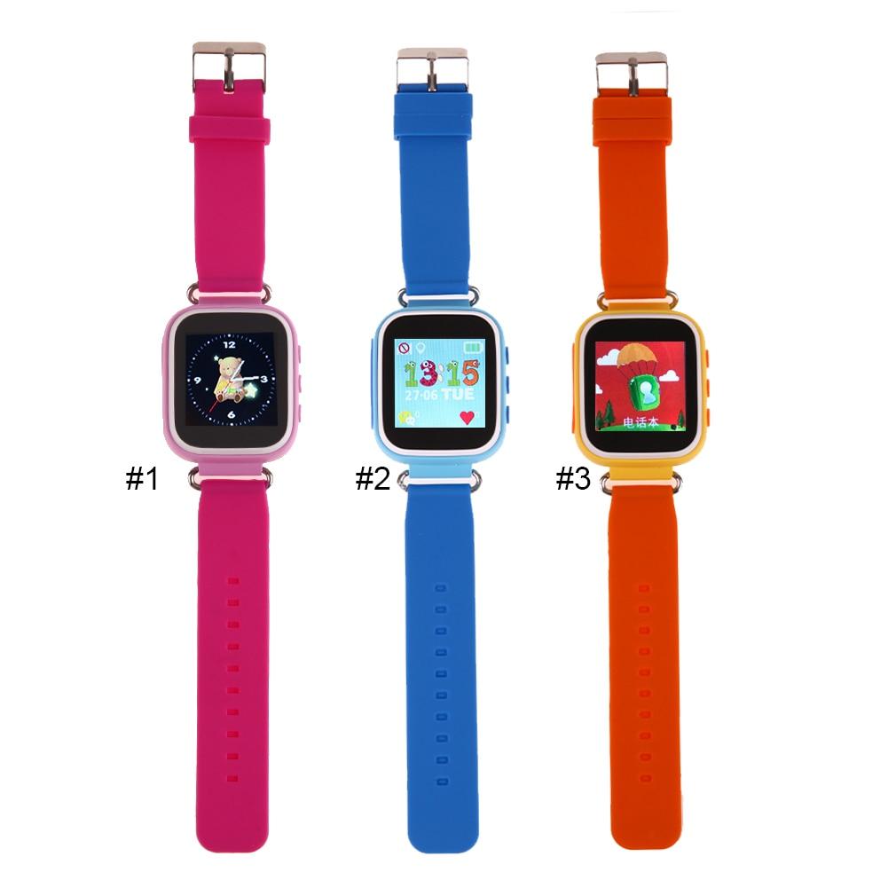 Position Tracker Children Watch Anti Lost SOS Call Kids Smart Watch Child Watch Tracking Bracelet Smartwatch Support SIM Card