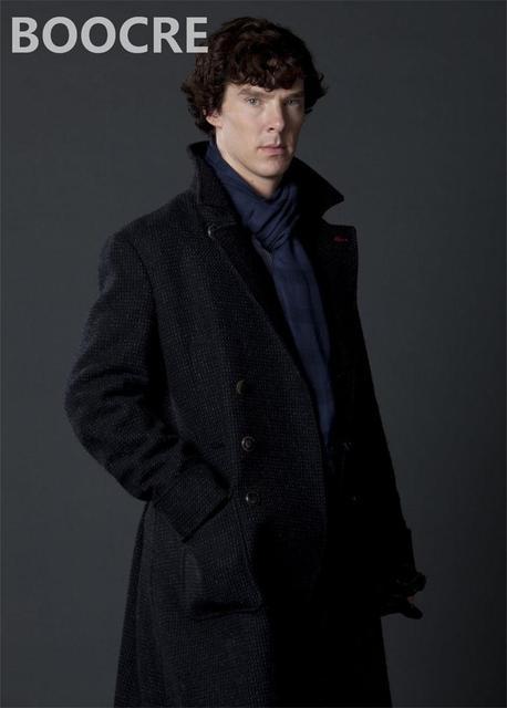 Sherlock mantel frauen