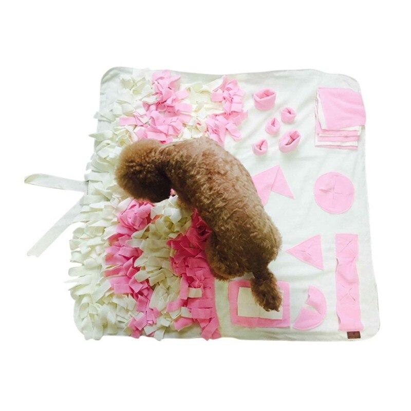 Hot Pet Dog Training Game Blanket Kennel Dog House Mat Pet Sniffing Blanket Dog Training Accessories For Pets Blankets