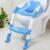 Tipo plegable bebé toilet toilet Niño escalera antideslizante de Seguridad y protección del medio ambiente de Aseo de Los Niños