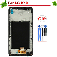 100% Tested for LG K10 K420N LCD Display Touch Screen Digitizer Assembly Replacement for LG K420N K410 K430 K430DS Lcd Display