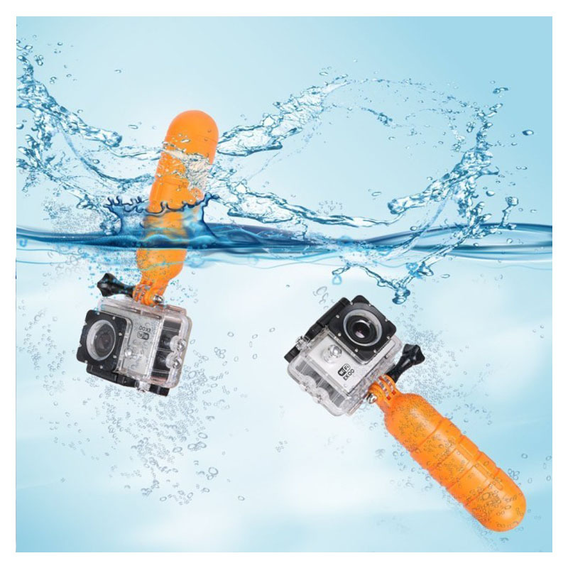 Envío gratis flotante pole Bobber pole Handheld Stick Monopod Hand - Cámara y foto - foto 2