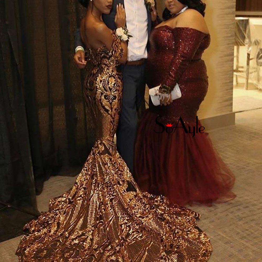 6cd3d007851 Black Mermaid Prom Dresses 2018 - Gomes Weine AG