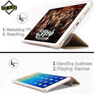 Image 4 - Чехол для Samusng Galaxy Tab A A6 7,0 дюймов 2016 SM T280 SM T285 откидной чехол для планшета кожаный умный чехол с магнитной подставкой