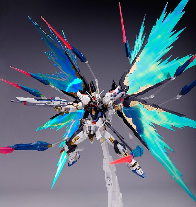 ФОТО in stock DRAGON MOMOKO STRIKE FREEDOM Destiny Gundam assembly model MG 1/100 ZGMF-X20A ZGMF-X42S with wing of Light Mobile toys