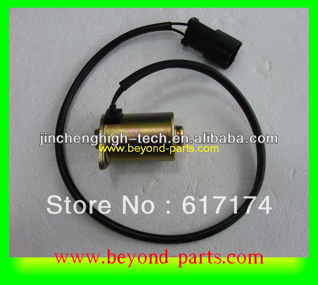 Komatsu PC200 6 solenoid valve 206 60 51132 on Aliexpress