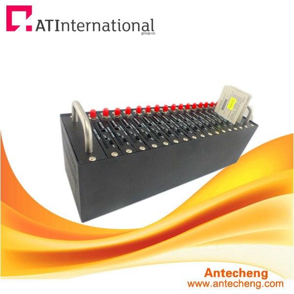 16 port gsm modem with wavecom q2303 module