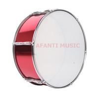 22 Inch Red Afanti Music Bass Drum BAS 1061