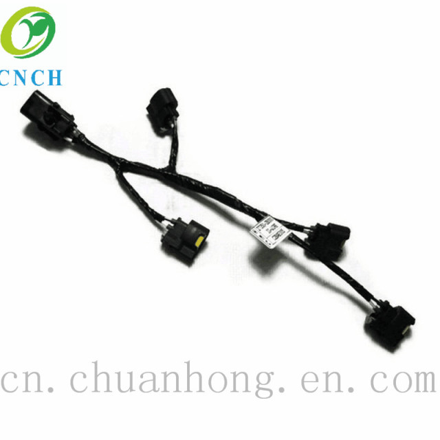 CNCH Ignition Coil Wire Harness OEM For Hyundai Accent 2012 2013_640x640 cnch ignition coil wire harness oem for hyundai accent 2012 2013 2012 hyundai elantra wiring diagram at mifinder.co