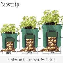 Seedling-Pot Planting-Bag Jardin Vegetable Greenhouse Garden-Grow-Bag Vertical Home Moisturizing