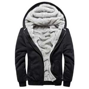 ASALI Hooded Male Sweatshirts Zipper Hoody Man Clothing
