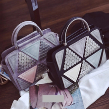 Casual Top Handle Bag