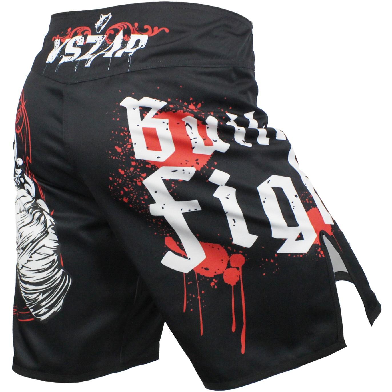 8799cd742b VSZAP Construído 2 Desgaste Luta MMA Luta De Boxe Troncos Movimento Calças  Haya Jiu Jitsu Muay Thai Kickboxing Treinamento Boxer calções em Troncos de  boxe ...