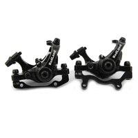 3 Pcs of (Redland Double pull double push bike disc brakes folder folder disc brakes)
