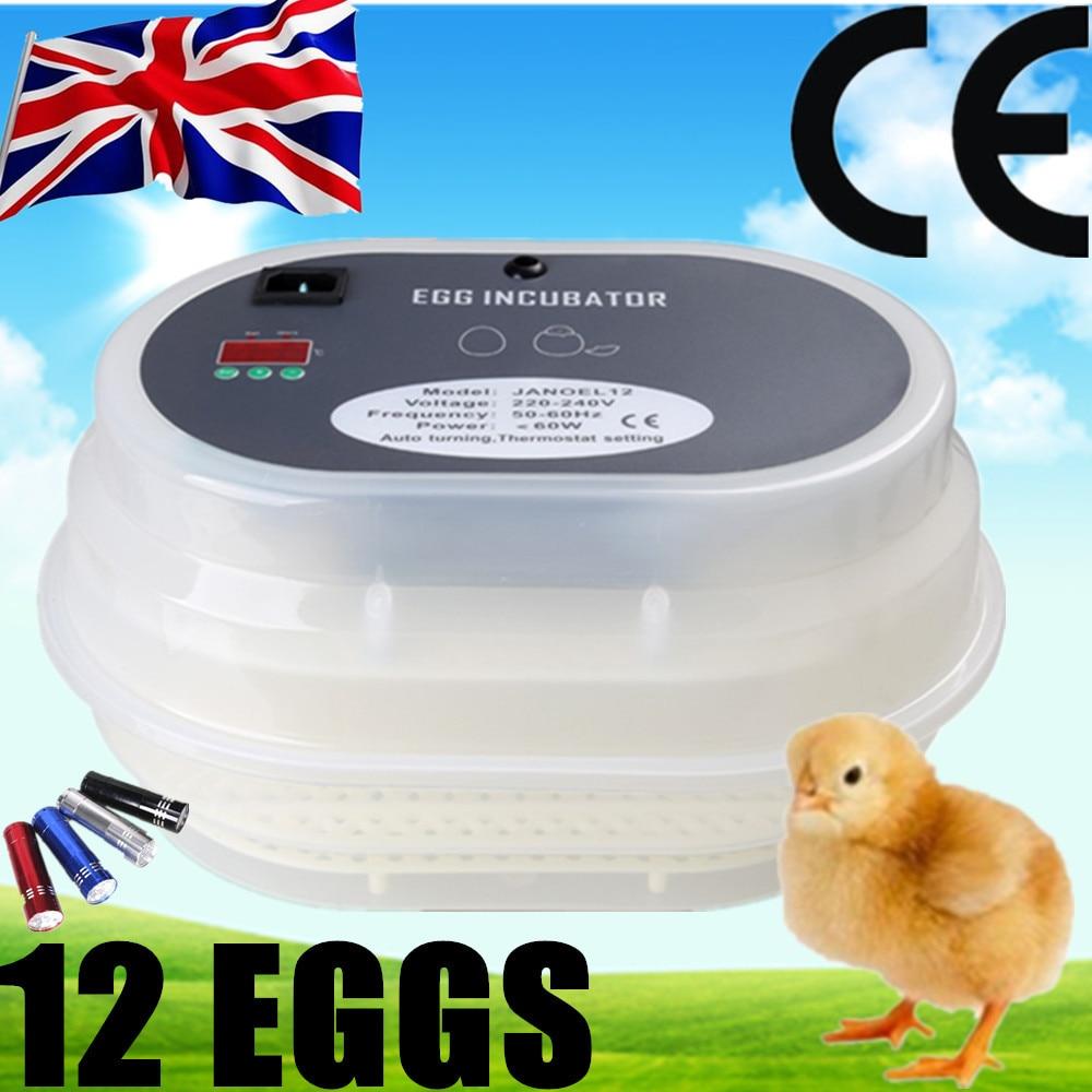 hot sale small mini incubator chicken egg incubator JN12 hot sale red mini r