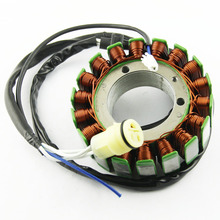 Motorcycle Ignition Magneto Stator Coil for Kawasaki ZX1200 Ninja ZX-12R 21003-0010 Magneto Engine Stator Generator Coil motorcycle ignition magneto stator coil for kawasaki ex250 ninja 250r 2008 2012 magneto engine stator generator coil accessories