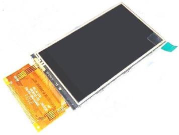 NoEnName_Null 2.8 inch 34PIN TFT LCD Screen with Touch Panel ILI9326 Drive IC 16Bit MCU Interface 240RGB*400
