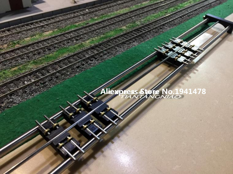 1 87 Model Train Ho Scale Accessories DC DCC Treadmill Free Shipping