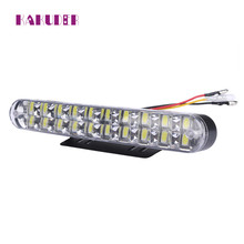 NEW 2PCS 2x 30 LED Car Daytime Running Light DRL Daylight La