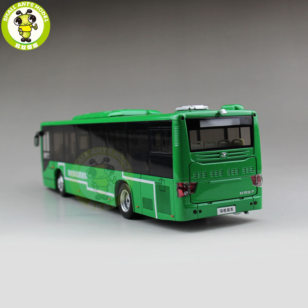 1/42 China dragón de oro más alto KLQ6129 autobús de la ciudad de entrenador autobús modelo juguetes para niños de regalo collcetion-in Troquelado y vehículos de juguete from Juguetes y pasatiempos    3