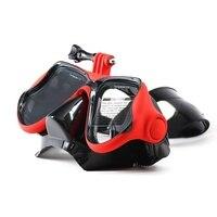 Go Pro Maska Do Nurkowania Pływania Nurkowania Scuba Sportowe Okulary z dla gopro hero 4 session 3 + sjcam sj4000/aee sj7000 dla xiaomi yi