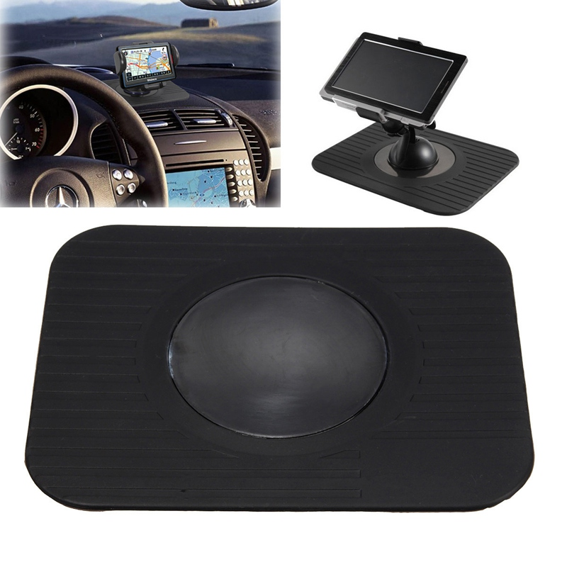 Universal Silicone Car Anti Slip Mat Magic Dash Holder Mat