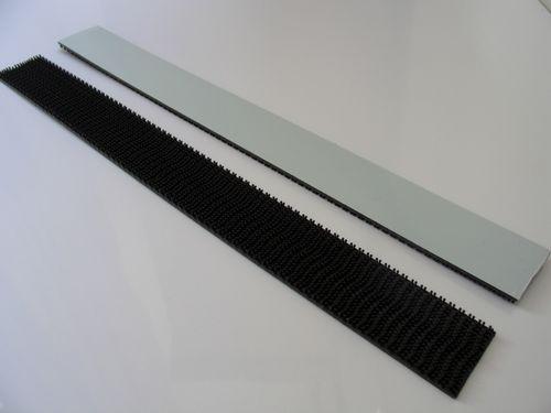 Бесплатная доставка, 3 комплекта/партия м SJ3540 1 дюймовыечистые этикетки пробки x50yards reclosabal Dual Lock лента с черным (вспененная) для использования... - 4