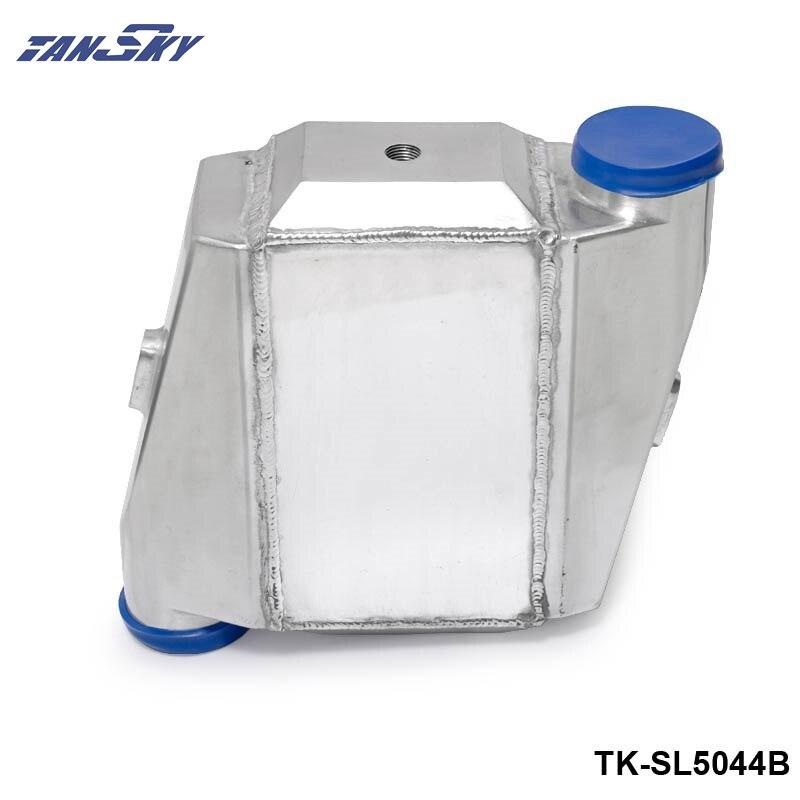 Universal Aluminum Water To Air Turbo Intercooler FMIC 13.3