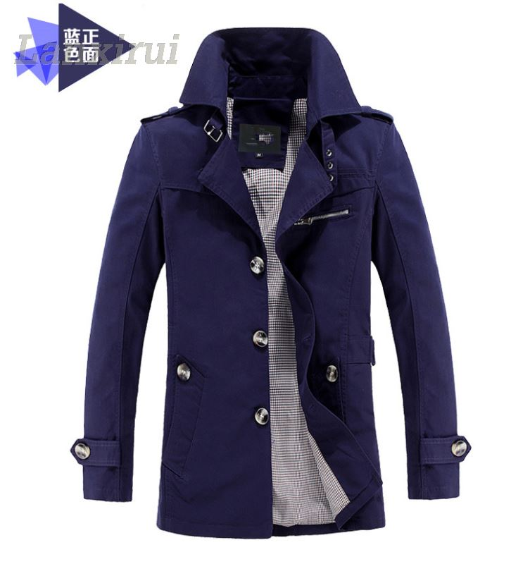 2018 Autumn And Winter Fashion Explosion Models Men 39 S Jacket Coat Big Yards in Jackets from Men 39 s Clothing