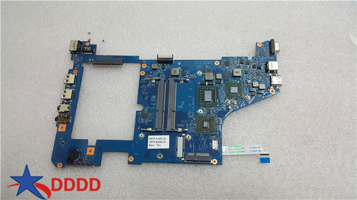 Original For ACER ASPIRE 1551 Motherboard MBSBB01003 SJV10-NL MB 48.4HX01.031  Fully Tested