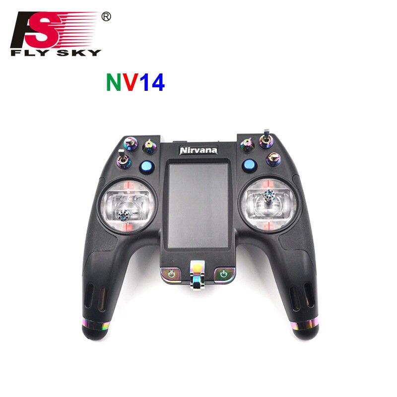 Flysky NV14 FS-NV14 télécommande émetteur RC 2.4G 14CH écran tactile avec FS X8B iA8X récepteur USB simulateur Bluetooth