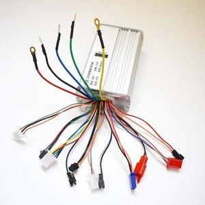 Бесщеточный контроллер постоянного тока 60 в 1000 Вт для электровелосипеда citycoco