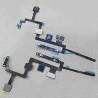 5pcs Power On Off Switch Volume Button Side Key Flex Cable Ribbon For Apple Ipad Pro