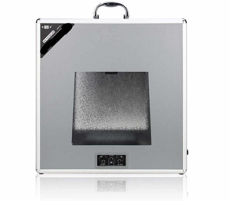 Портативная фотостудия мини-Софтбокс Палатка 32 см с фоном Палатка лампы для штатива CD50