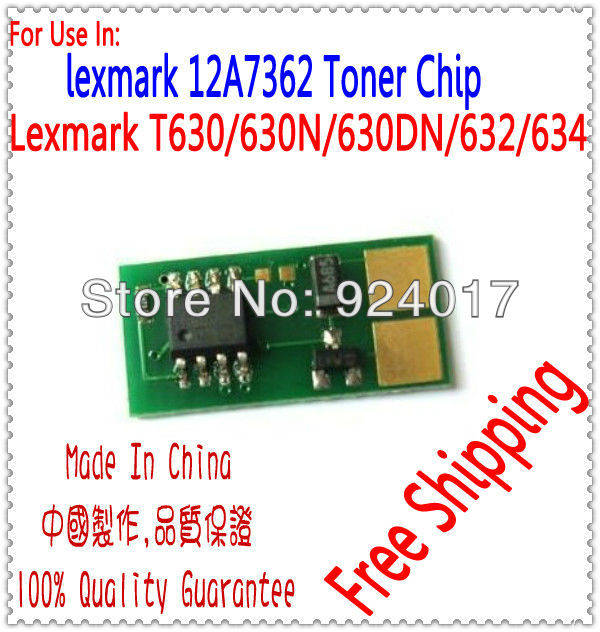 Kompatiblen Drucker Lexmark T632 T634 T632n T632dn T632dtn T634n T634dn T634dtn Toner...