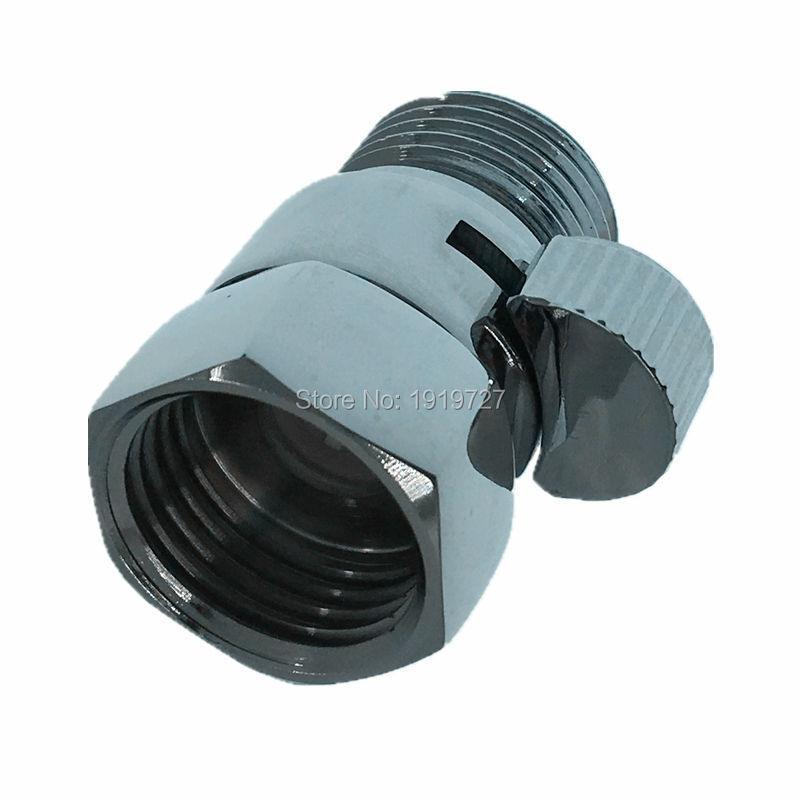 Wholesale Promotional High Quality Shower Diverter Valve Solid Brass Shut Off Valve For Hand Shower Or Shower Head